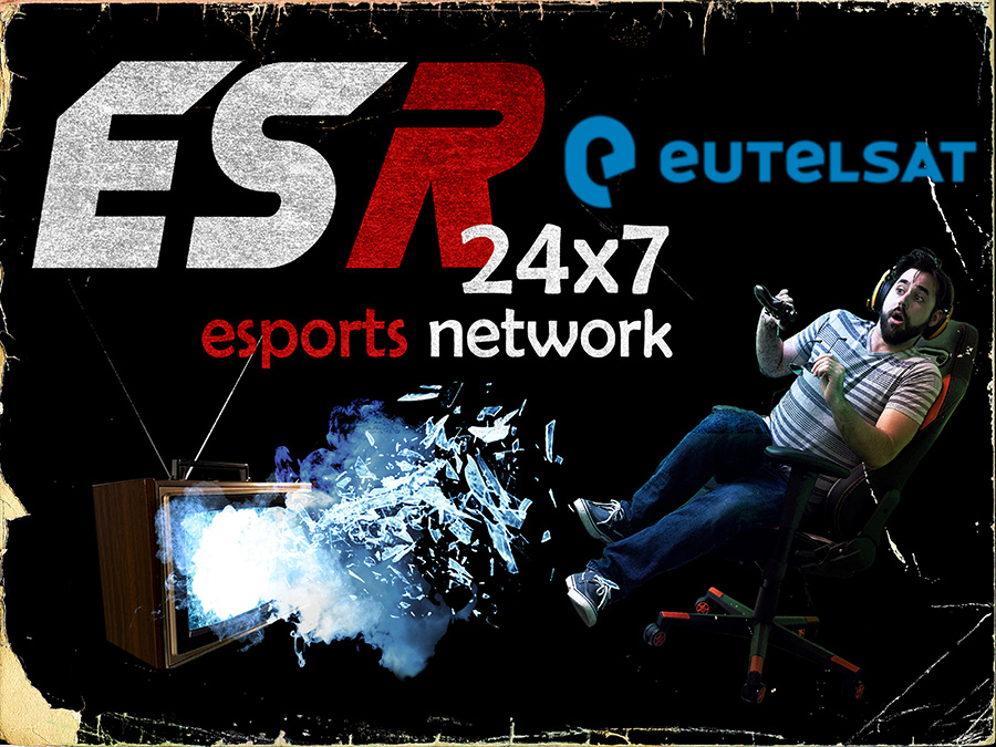 Eutelsat's HOTBIRD neighborhood to launch ESR 24/7 Esports Network