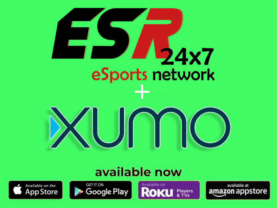 ESR is live on XUMO
