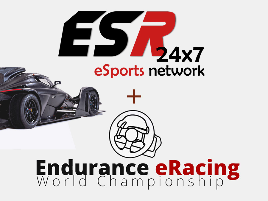 ESR 24/7 eSports Network has partnered with GTR24h