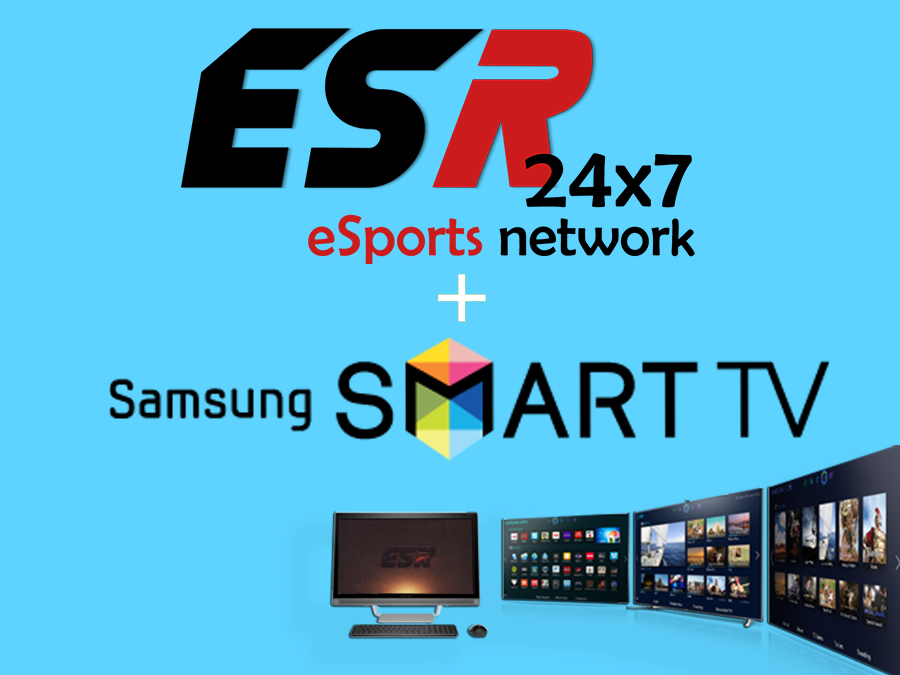 ESR IS LIVE ON SAMSUNG